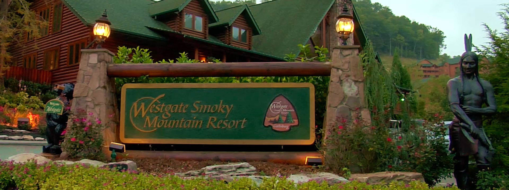 A Prime Location in the Great Smoky Mountains! Westgate Smoky Mountain Resort & Spa in Gatlinburg, Tennessee, offers guests all the comforts of a fully furnished home, all within minutes of Great Smoky Mountains National Park – the most-visited national park in the United States – as well as Dollywood theme park and bustling downtown Gatlinburg.