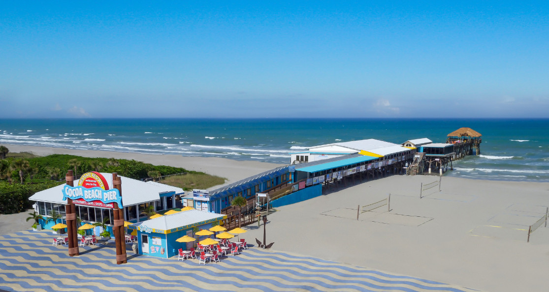 Top 10 Cocoa Beach Attractions Things