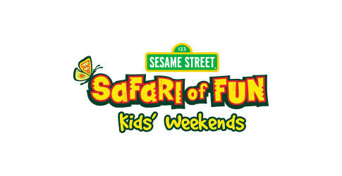 Sesame Street Safari of Fun Kids' Weekends