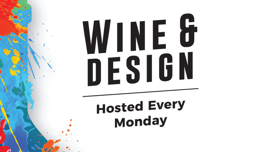 Things to Do in Central Florida: Westgate Wine & Design at Vacation Villas in Kissimmee Florida Every Monday