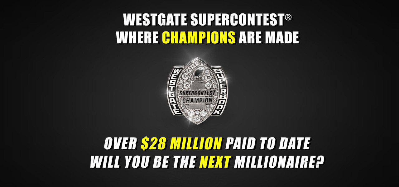 Westgate Resorts SuperContest®: The Ultimate Football Handicapping Challenge™