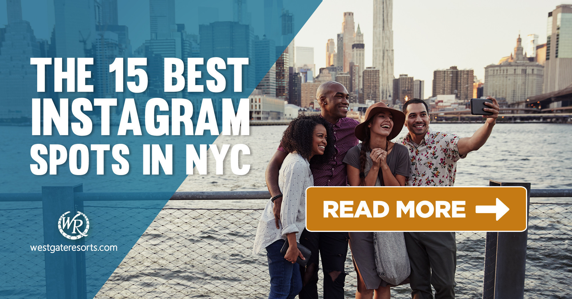 15 Best Instagram Spots In NYC | NYC Instagram Spots Near Midtown Manhattan And Beyond in NYC