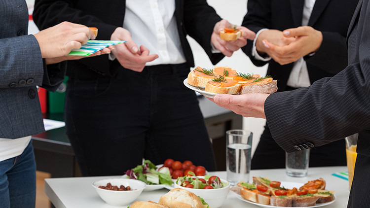 Creative Catering Options | 6 Things the Best Hotels for Business Meetings All Have in Common | Westgate Groups & Meetings
