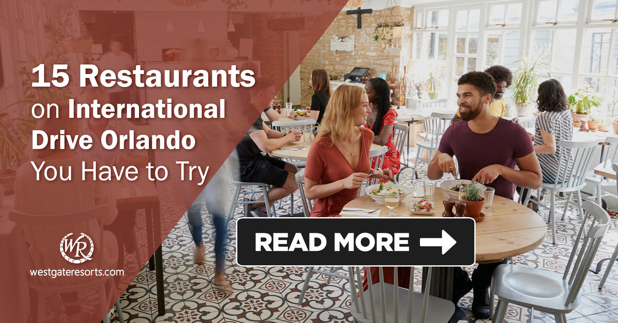 15 Restaurants on International Drive Orlando You Have to Try | I Drive Restaurant Guide