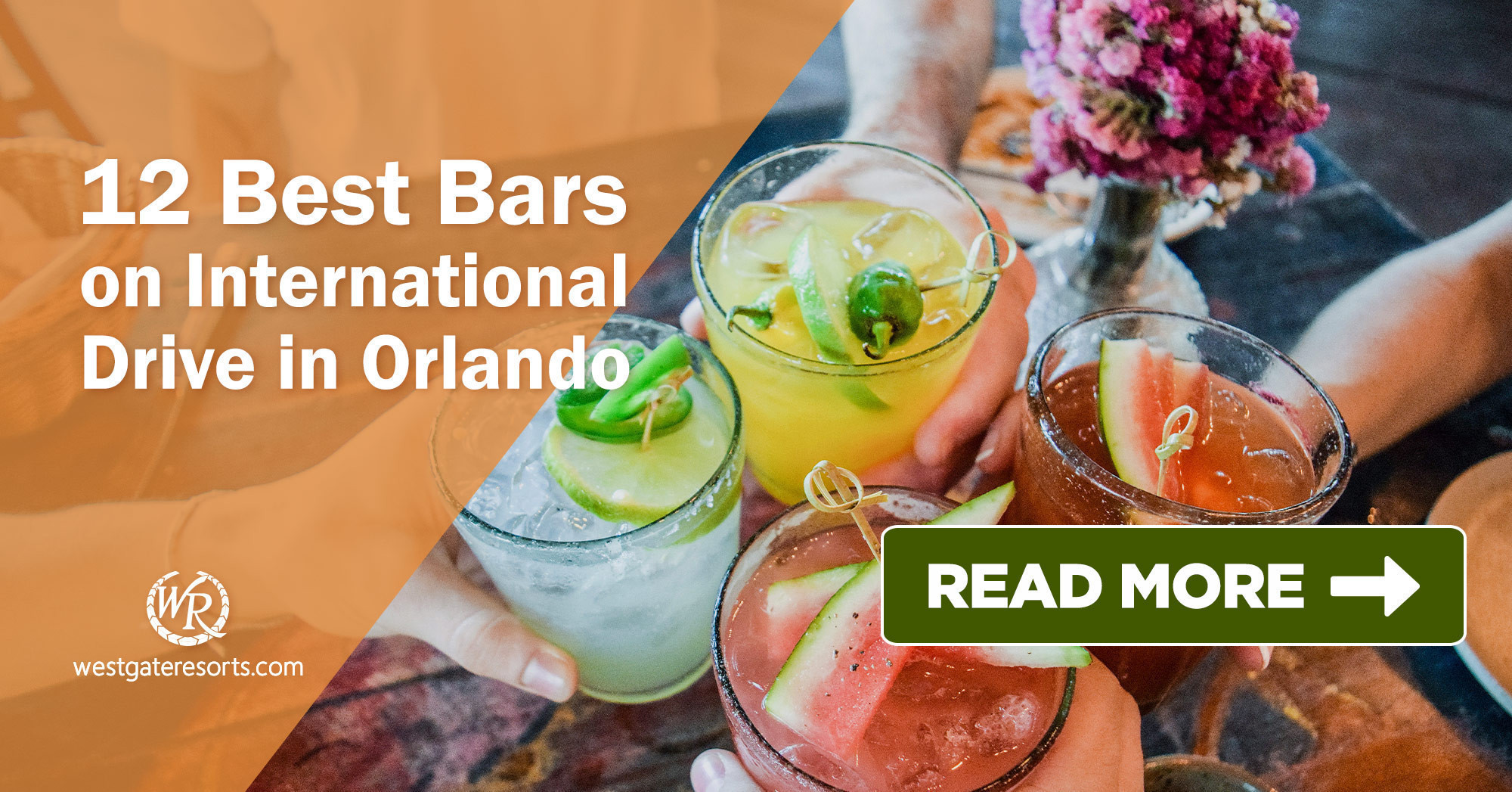 The 12 Best Bars on International Drive in Orlando | I Drive Bar Crawl & Cocktails Guide