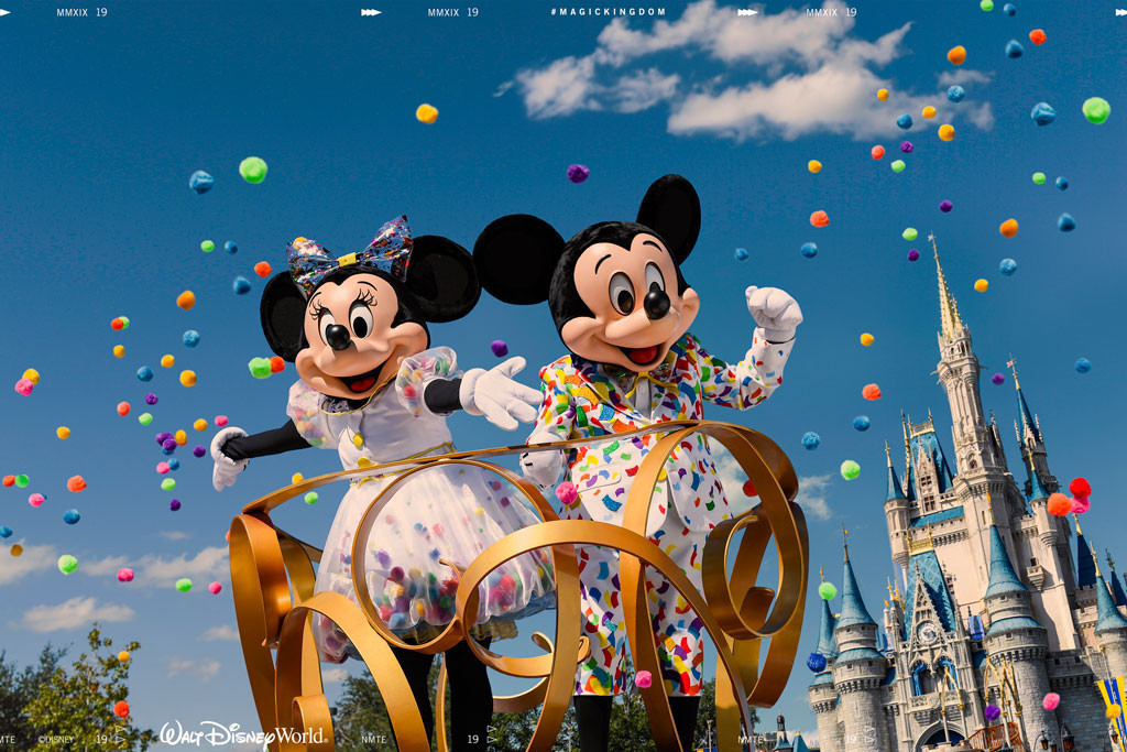 Magic Kingdom® Park | The Disney World Summer Events Schedule For 2019 You've Been Waiting For! | Disney Summer Calendar