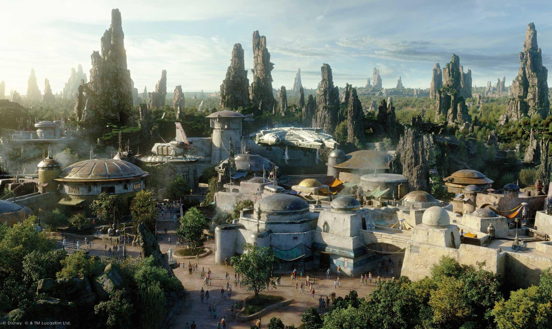 | Star Wars: Galaxy's Edge