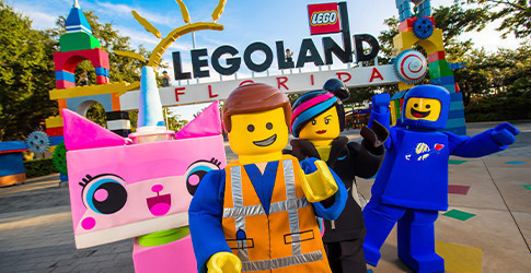 THE LEGO<sup>®</sup> MOVIE DAYS