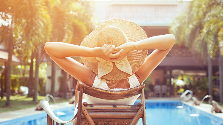 8 Stress Relief Vacation Tips For Self Renewal | Stress Free Vacation Ideas | Relaxation