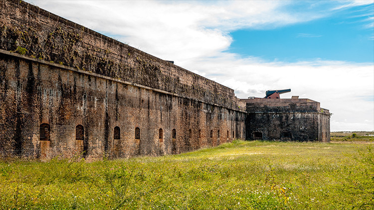 Most Haunted Places In Florida | Fort Pickens