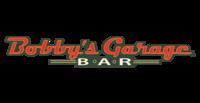 Bobbys Garage Bar.