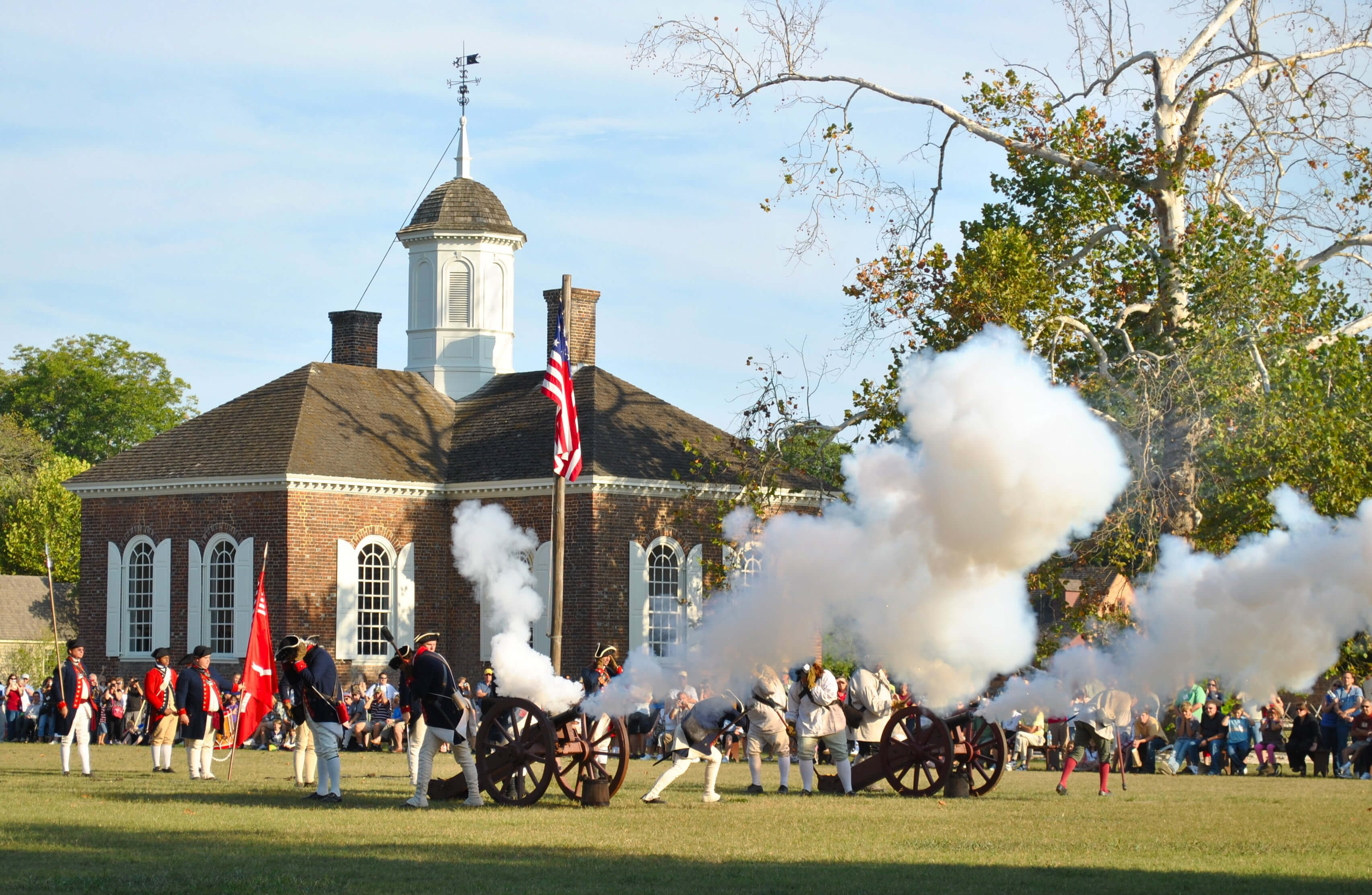 Williamsburg, Virginia | Cheap Easter Weekend Breaks for 2019 | Places to Go Easter Weekend 2019