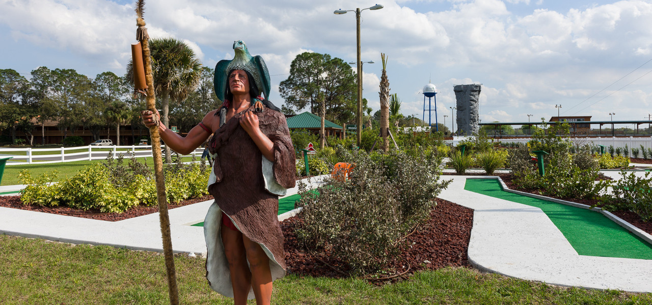 Mini Golf in River Ranch, FL    Westgate River Ranch Resort & Rodeo   Westgate Resorts