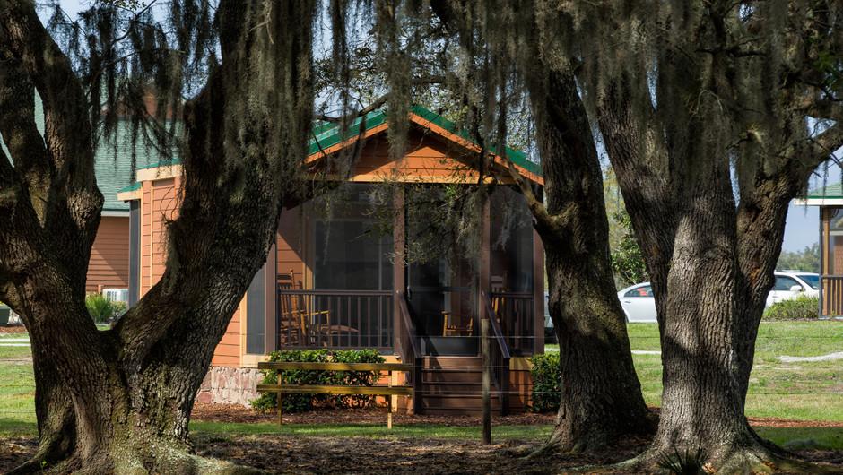 Saddle Club Rail Car Room Exterior |  Westgate River Ranch Resort & Rodeo | Westgate Resorts