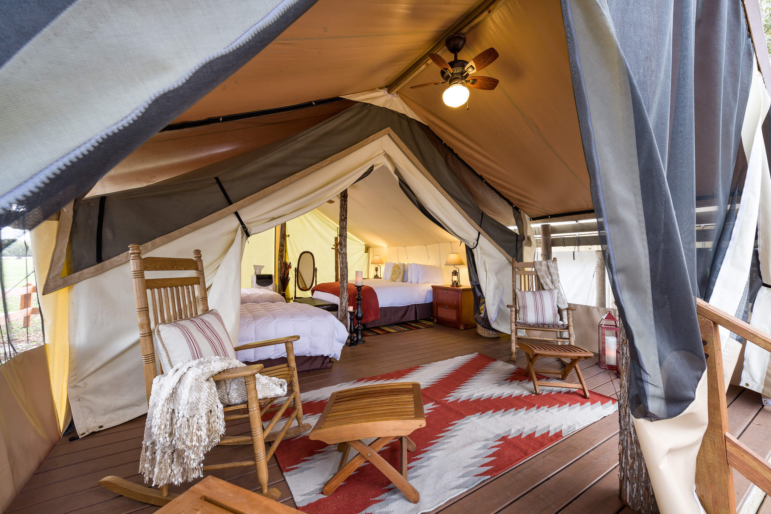 Glamping Tent Resort near Orlando, FL | River Ranch Resort & Rodeo | Westgate Resorts