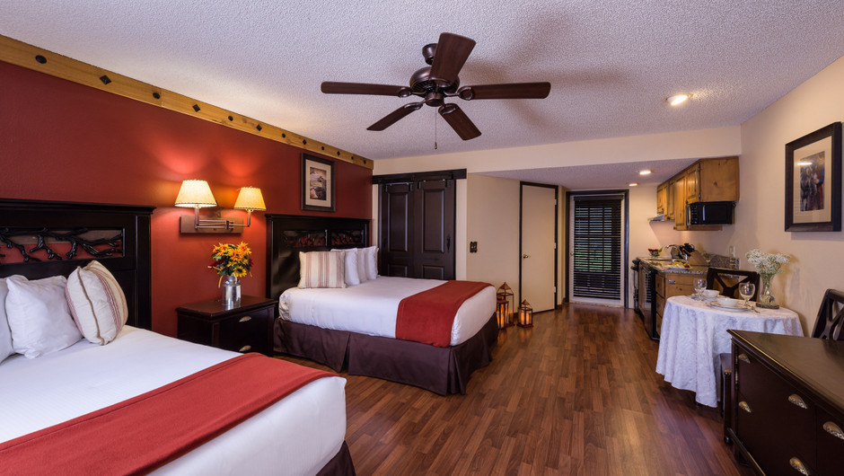 Two Beds in Deluxe Lodge Suite |  Westgate River Ranch Resort & Rodeo | Westgate Resorts