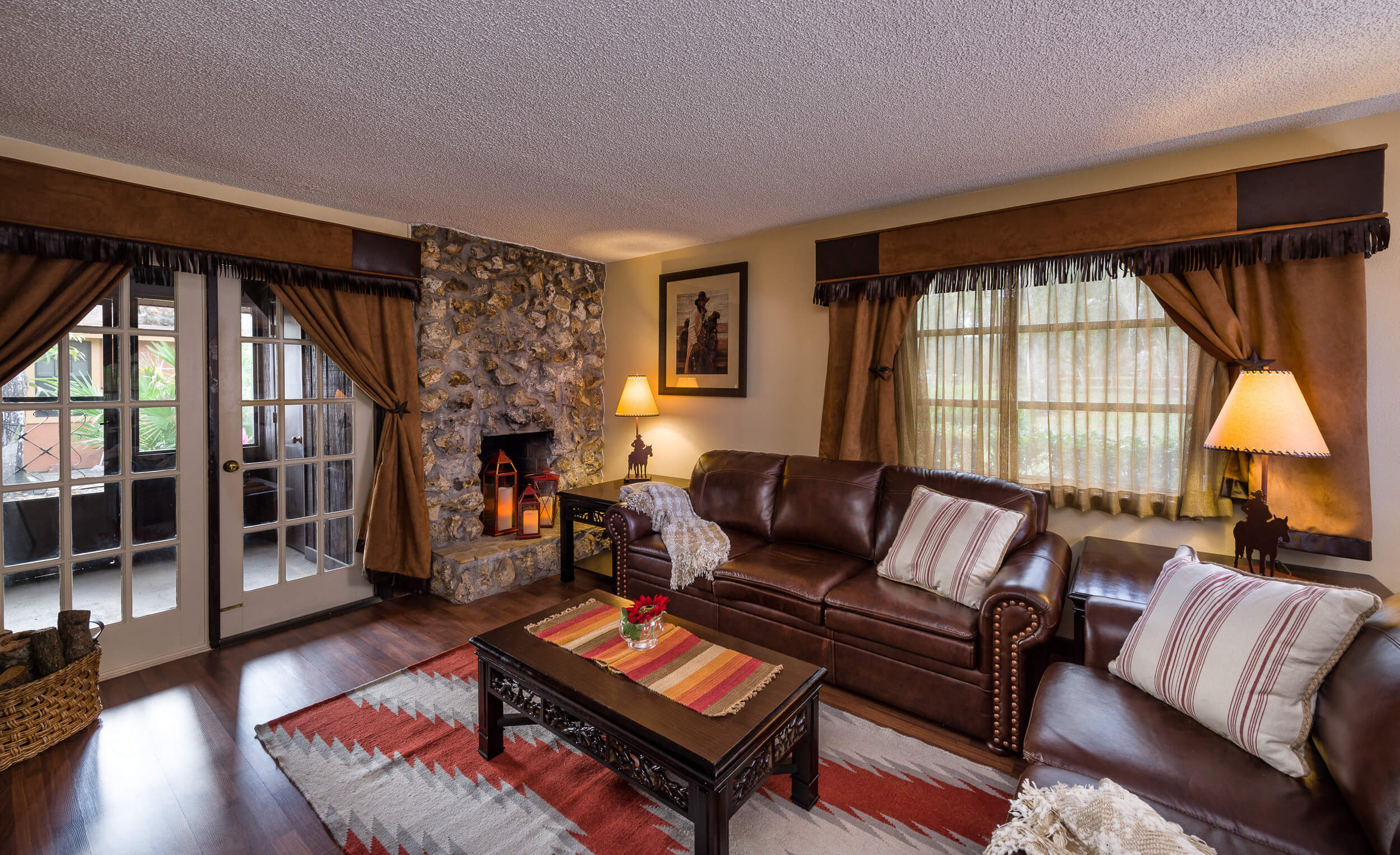 Lodge One-Bedroom Cottage Interior |  Westgate River Ranch Resort & Rodeo | Westgate Resorts