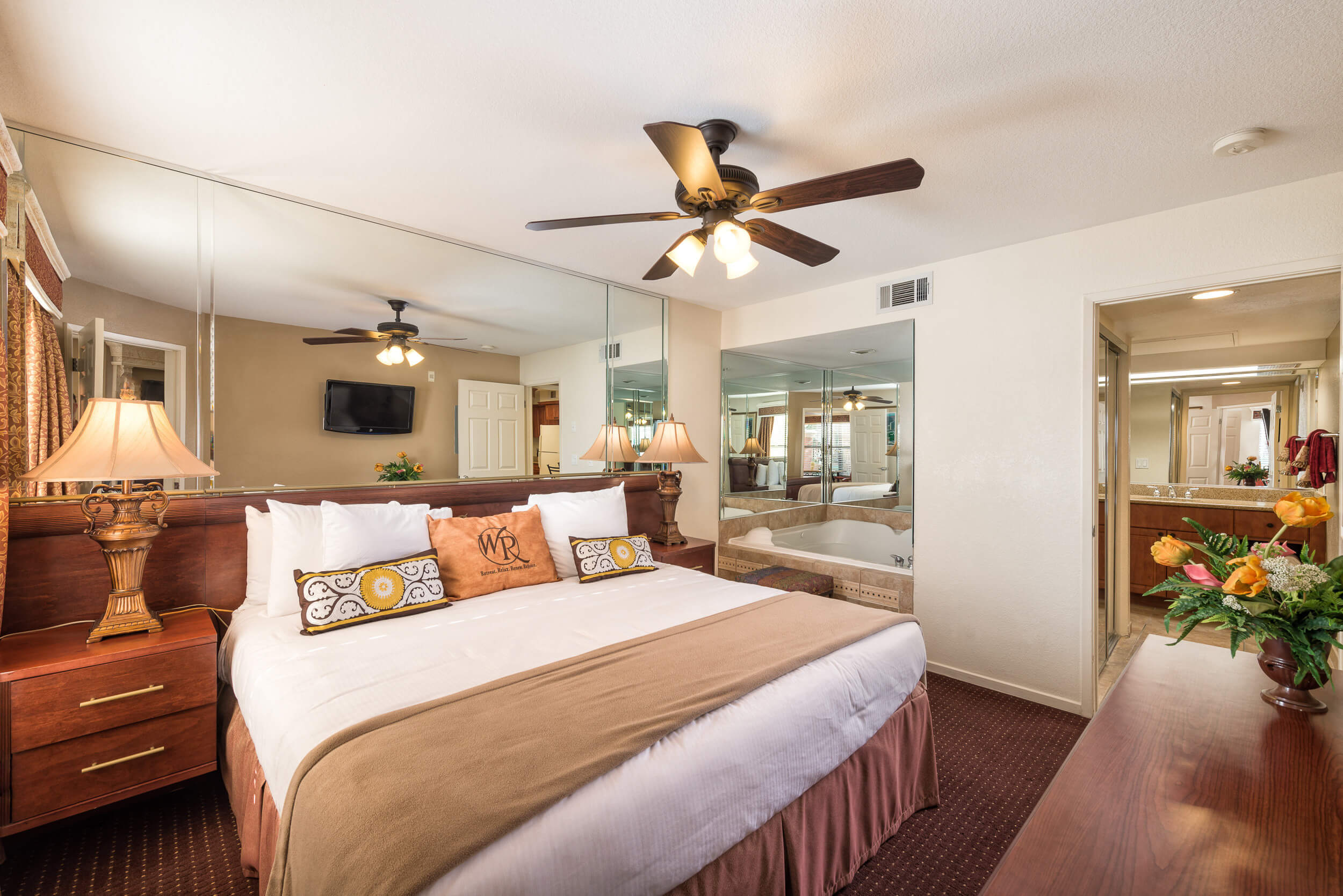 Photos of vacation rentals las vegas at westgate flamingo Westgate town center 2 bedroom deluxe