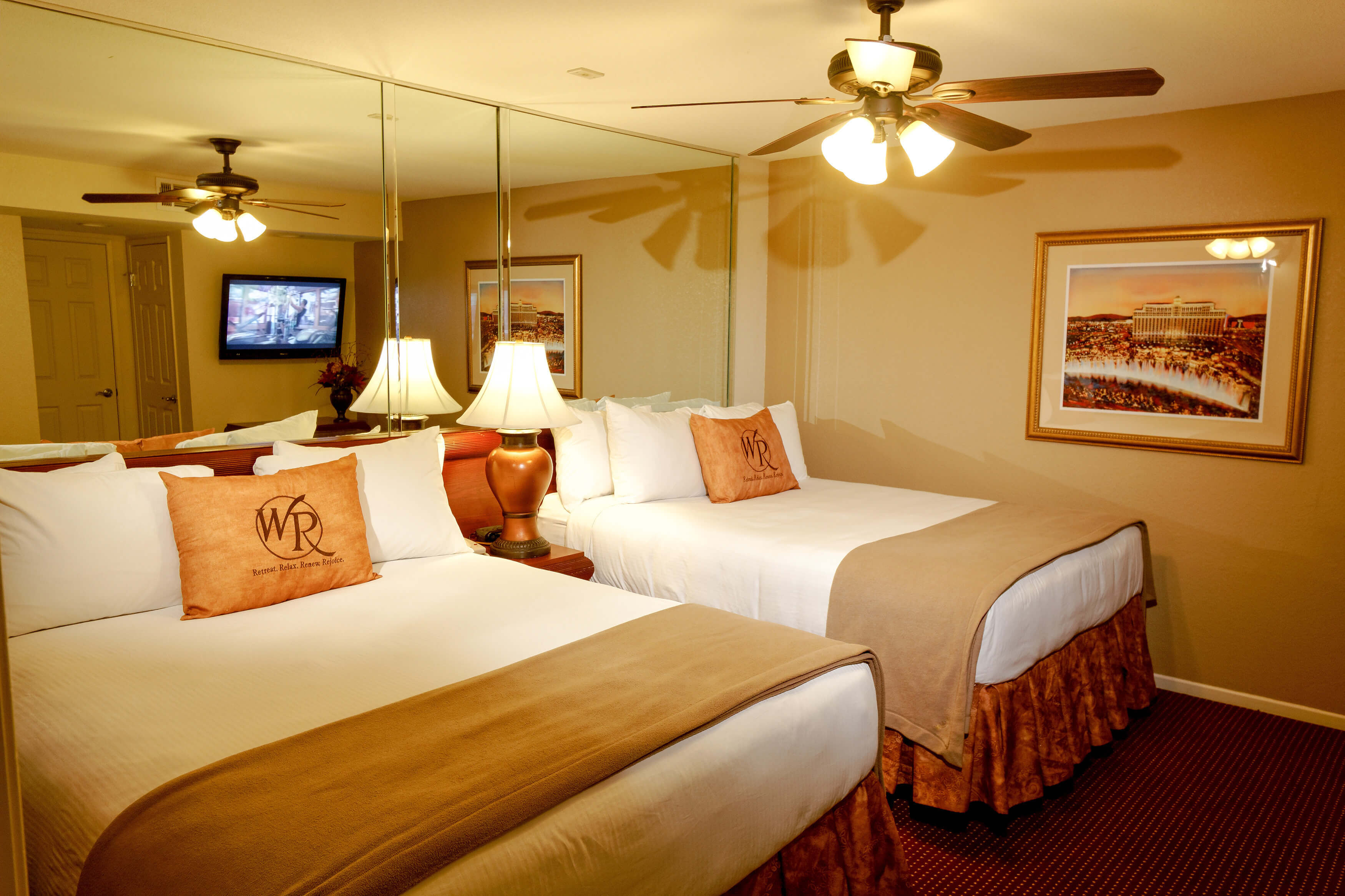 Enjoy Vegas Suite Deals At Westgate Flamingo Bay Resort