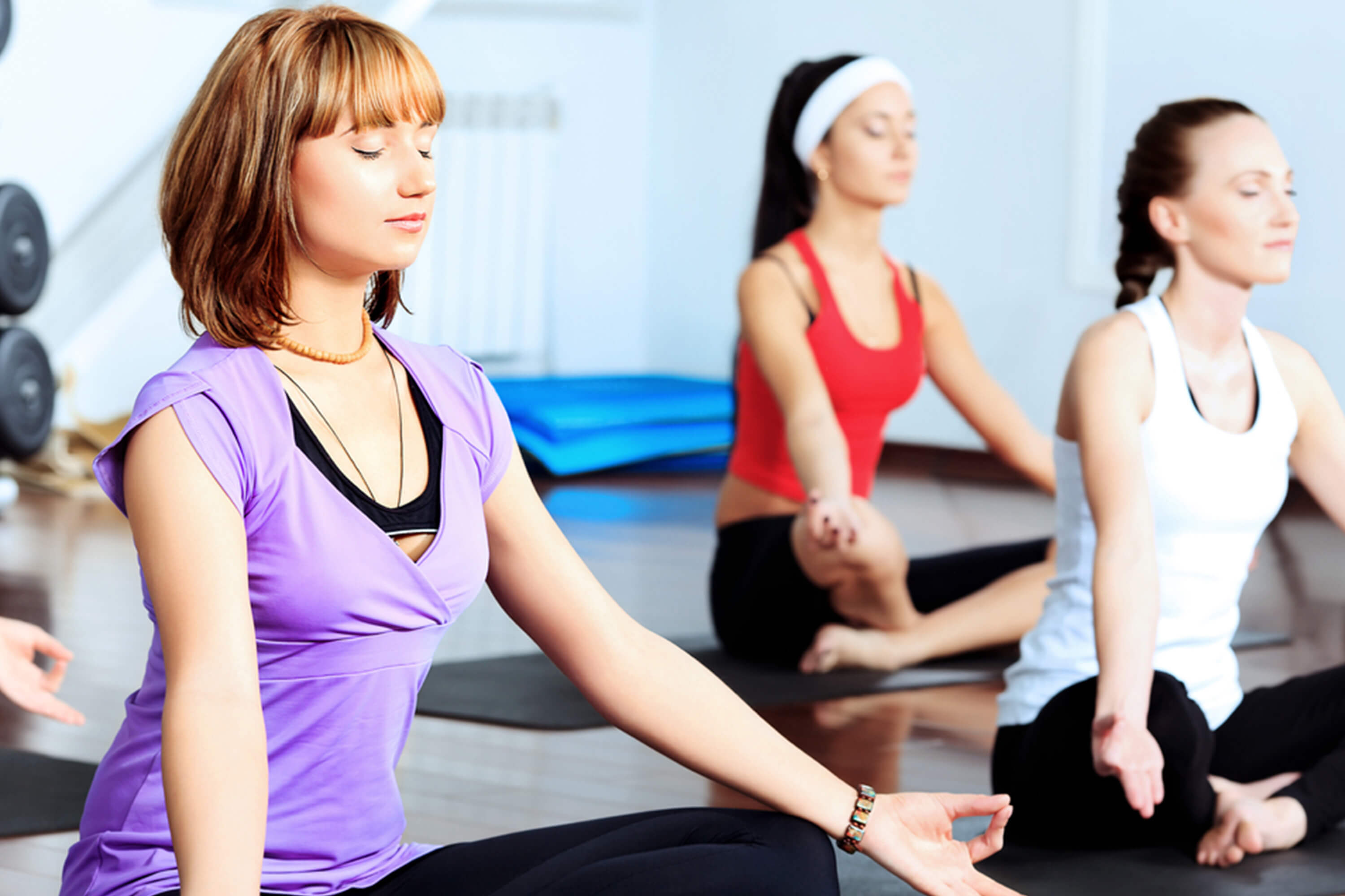 Yoga Studio at the Park City Utah Resort | Westgate Park City Resort & Spa | Westgate Resorts