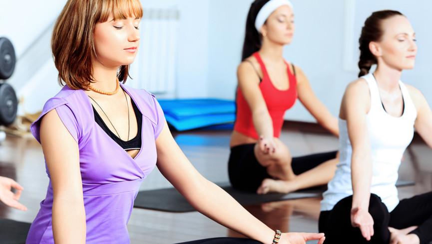 Yoga Studio at the Park City Utah Resort | Westgate Park City Resort & Spa | Westgate Resorts