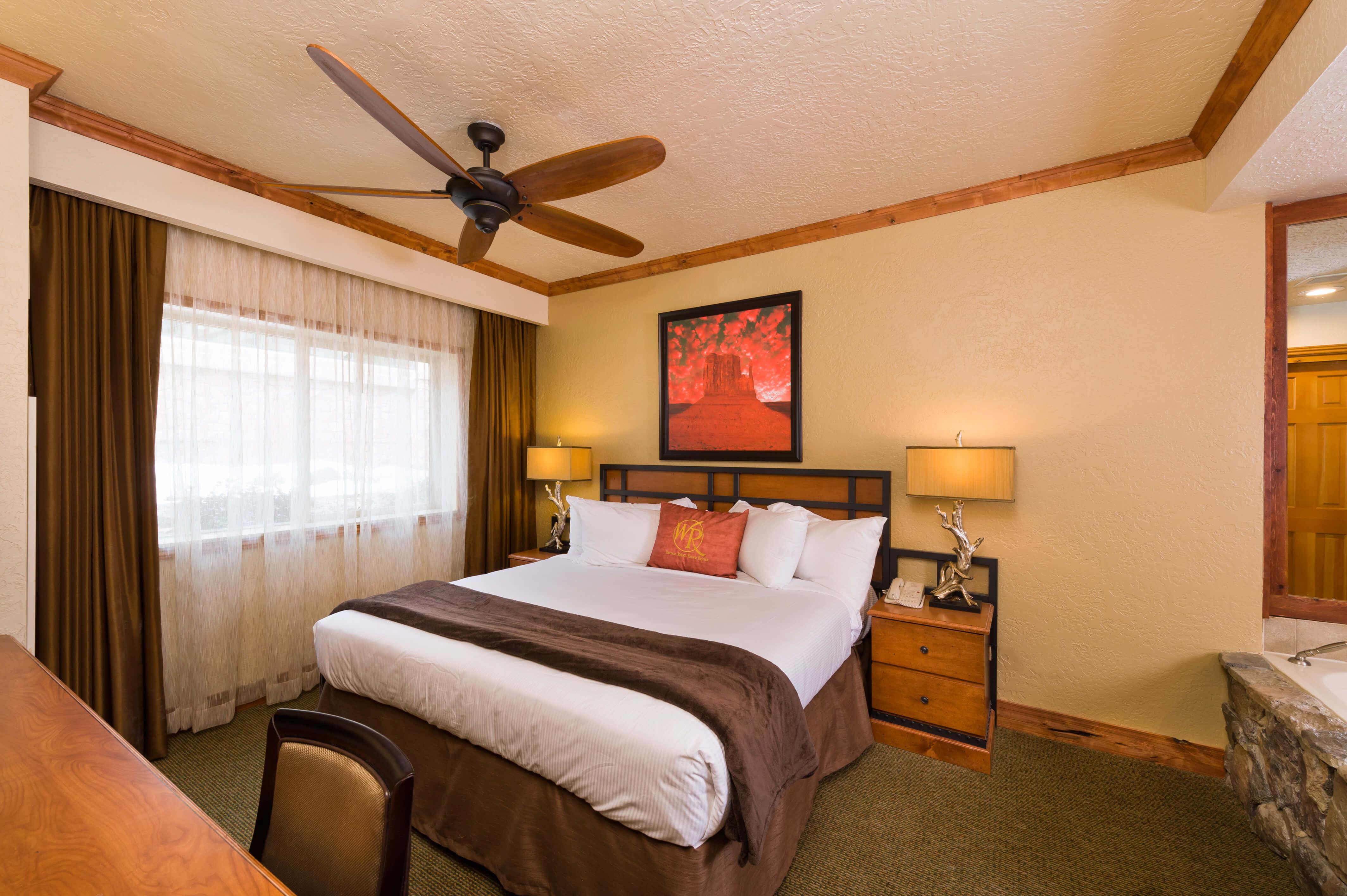 Signature One-Bedroom Villa Bedroom at our Park City Skiing Resort in Utah   Westgate Park City Resort & Spa   Westgate Ski Resorts