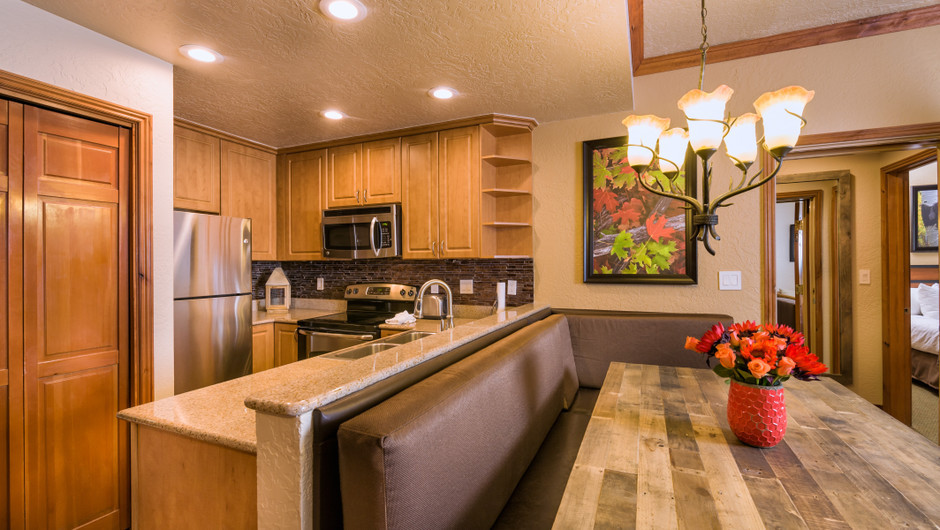 Signature Two-Bedroom Villa at our Park City Ski Resort in Utah | Westgate Park City Resort & Spa | Westgate Resorts