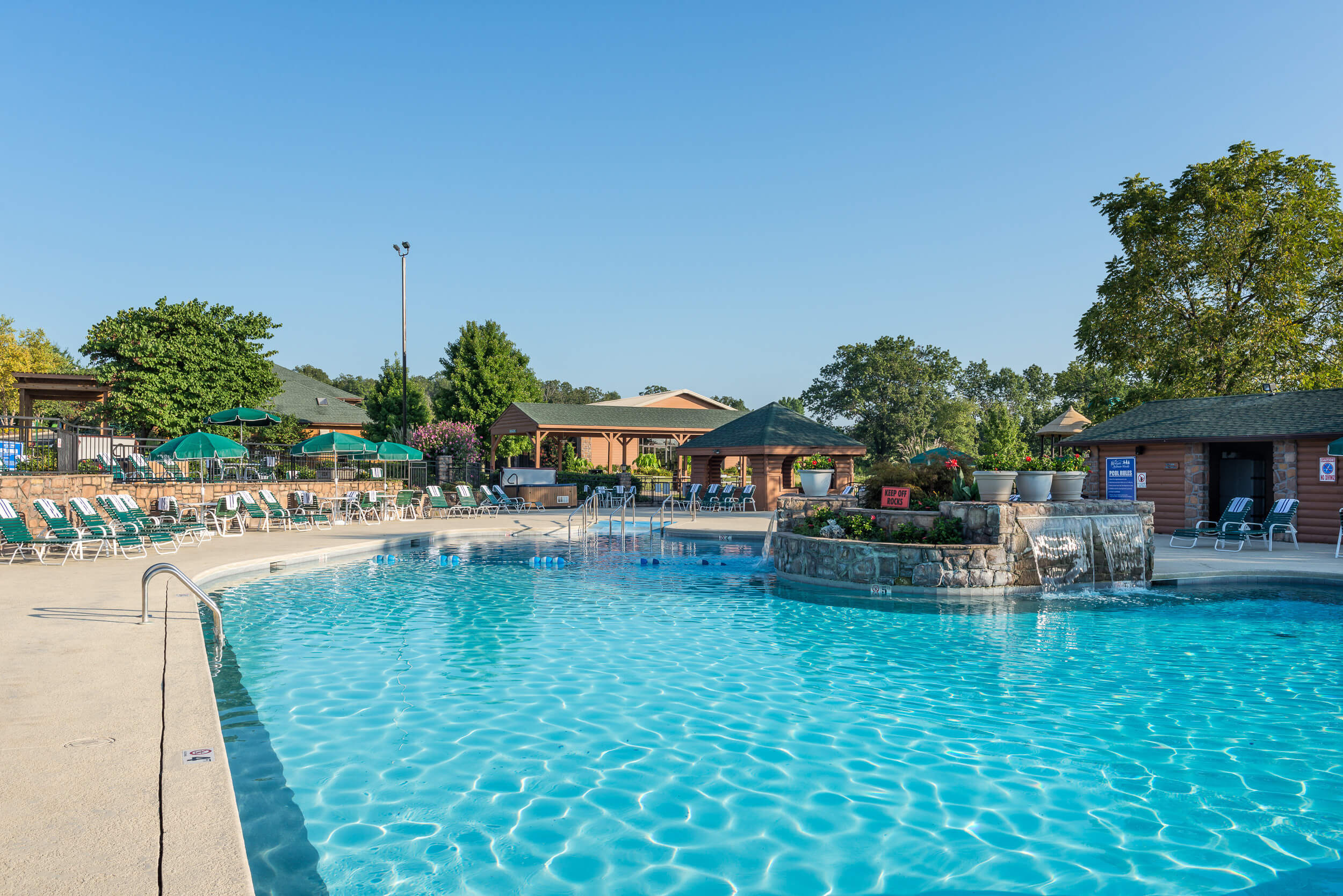 Pool at our Branson Resorts | Westgate Branson Woods Resort | Westgate Resorts