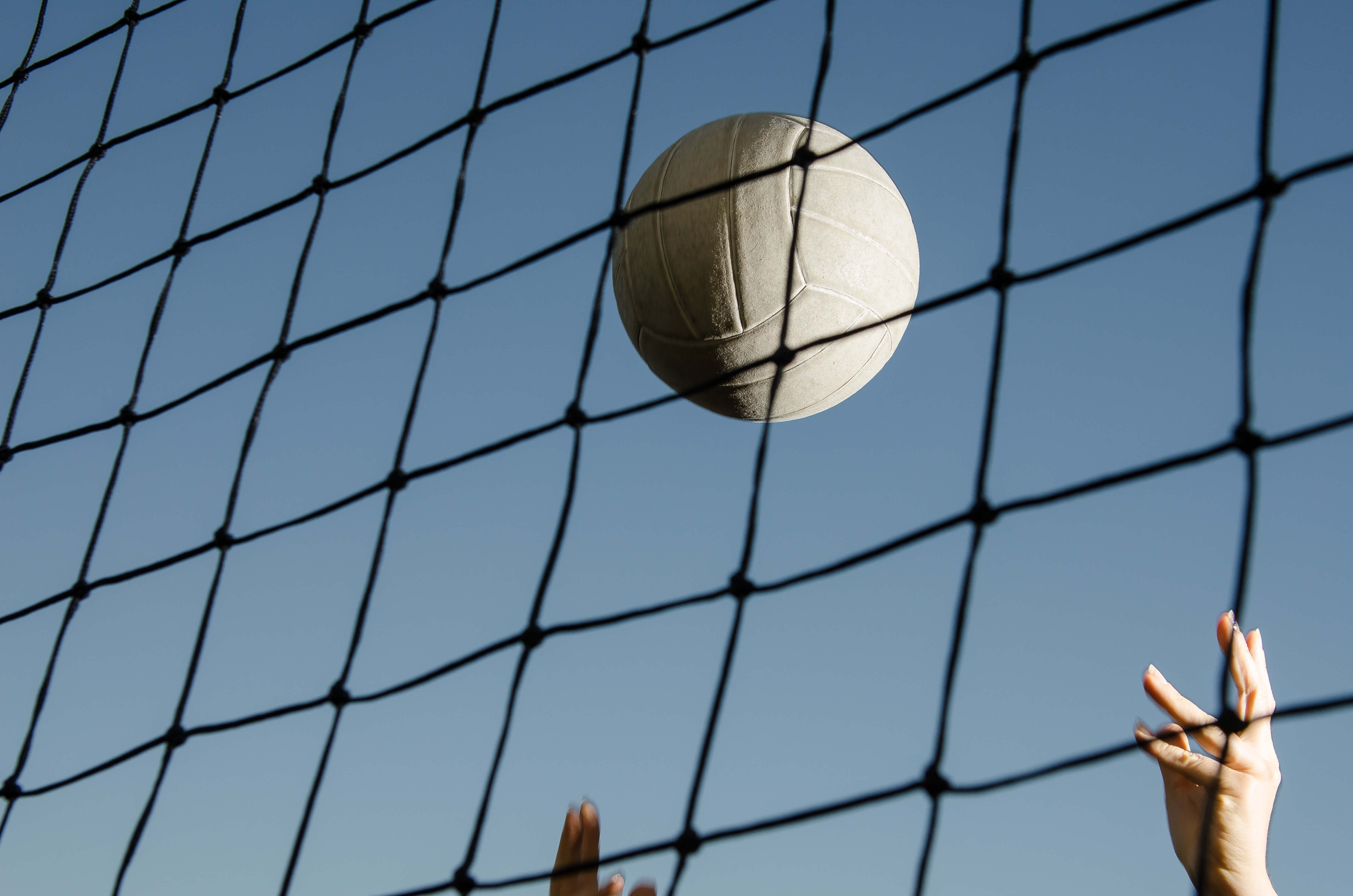 Volleyball Court at our Branson MO Resorts | Westgate Branson Woods Resort | Westgate Resorts