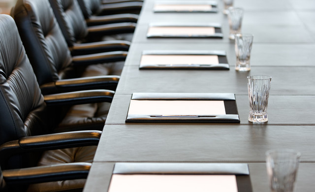 Boardroom rental at our hotel | Hotel meeting space for Orlando meeting planners | Westgate Lakes Resort & Spa