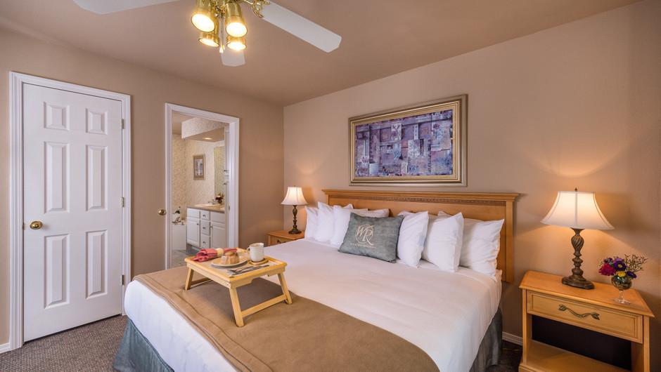 Two-Bedroom Lake View Villa at our lake resorts in Missouri | Westgate Branson Lakes Resort | Westgate Resorts in Missouri