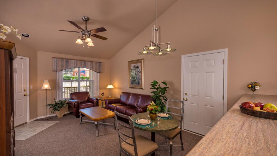 1 Bedroom Villa at our lake resorts in Missouri | Westgate Branson Lakes Resort | Westgate Resorts in Missouri