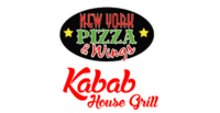 New York Pizza and Wings Kebab House Grill.