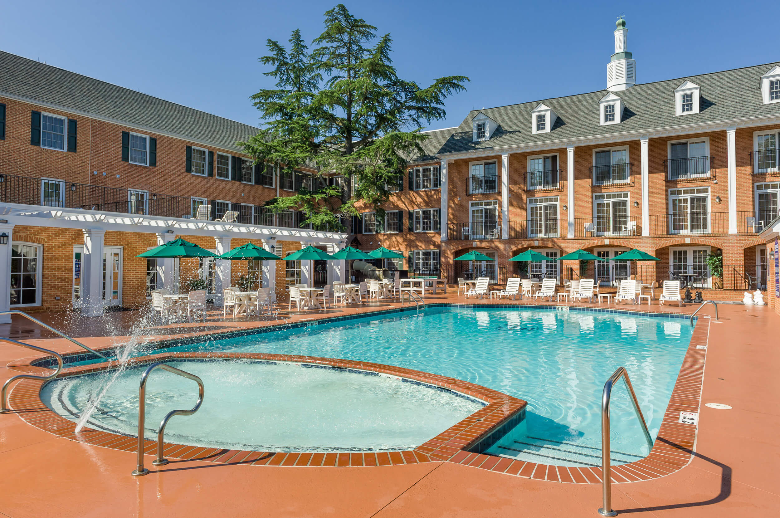 Pool at our Williamsburg Resorts | Westgate Historic Williamsburg Resort | Westgate Resorts