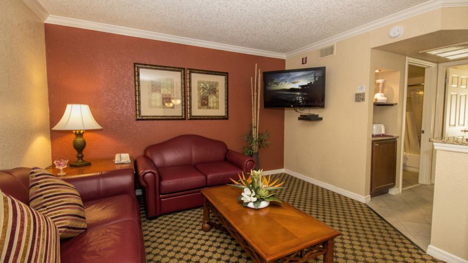 One-Bedroom Villa at our Orlando resorts   Westgate Blue Tree Resort   Westgate Resorts Orlando
