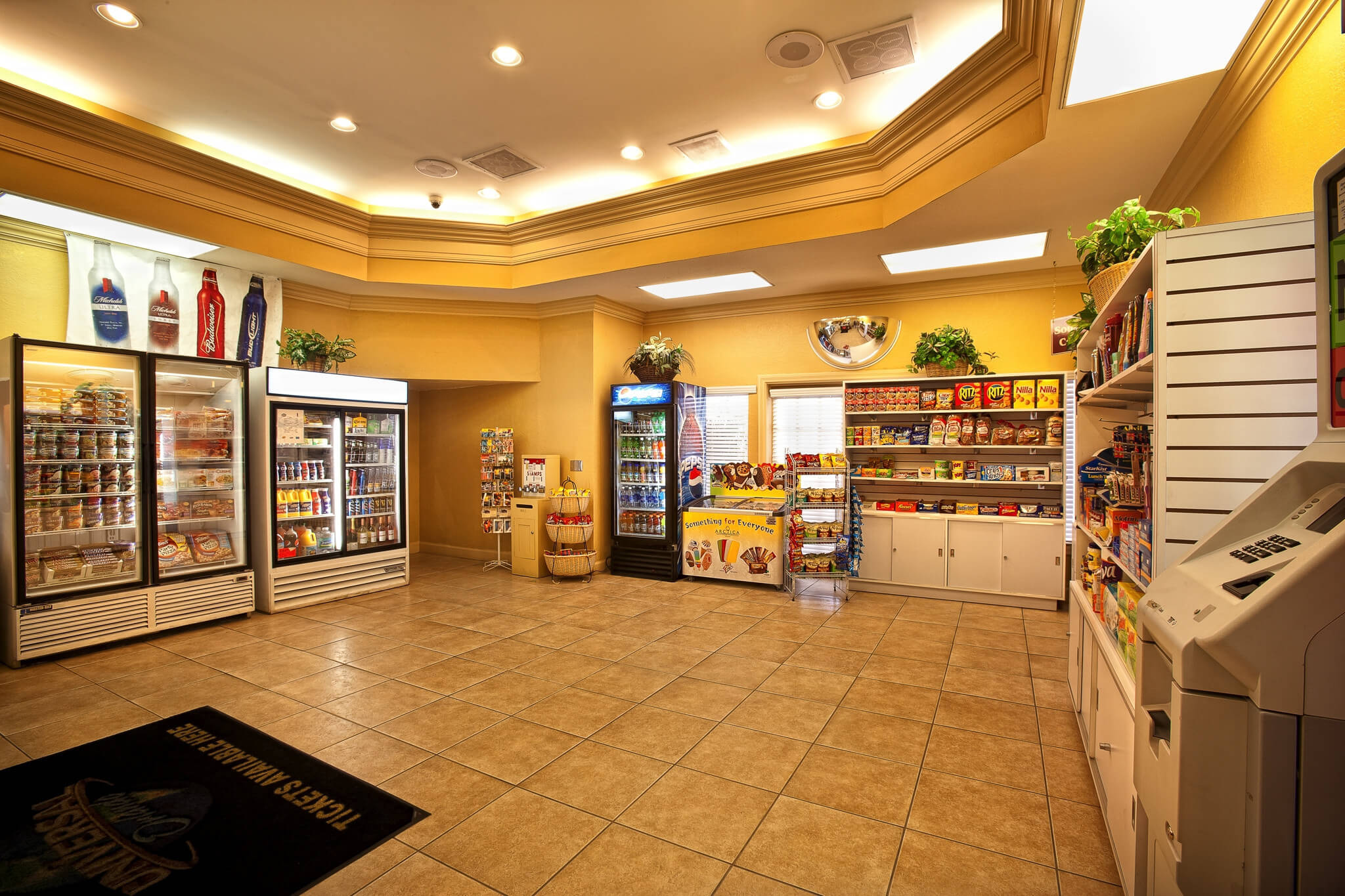 Onsite mini market stocked with food, drinks and sundries | Westgate Blue Tree Resort