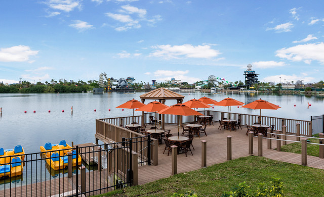 Westgate Palace Resort | Outdoor Event Space | Hotels For Outdoor Events in Orlando Florida 32819