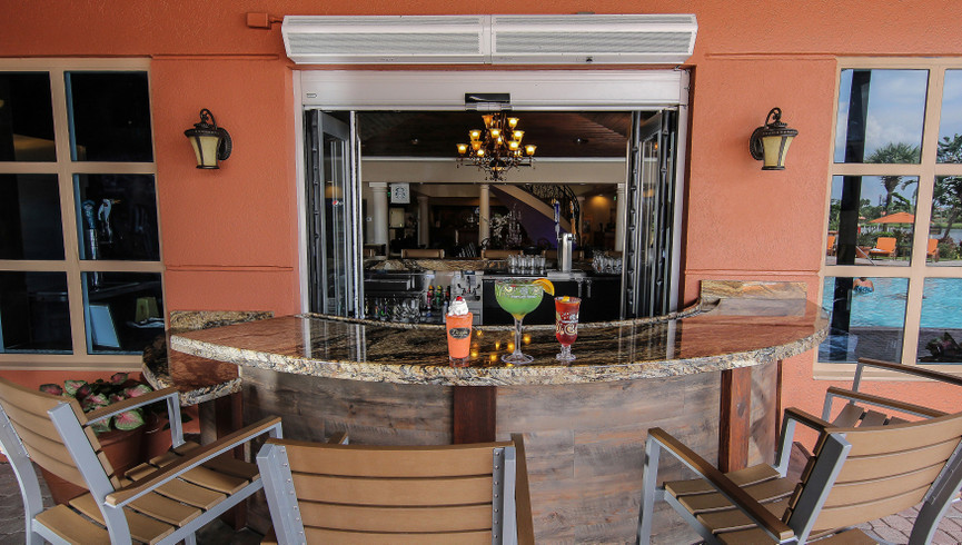 Pool Bar | Westgate Palace Resort | Orlando, FL | Westgate Resorts