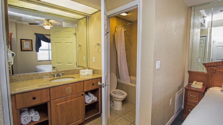 Bathroom | Two-Bedroom Villa | Westgate Palace Resort | Orlando, FL | Westgate Resorts