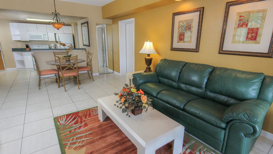 One Bedroom Villas at our hotel villas in Orlando Florida | Westgate Towers Resort | Westgate Resorts