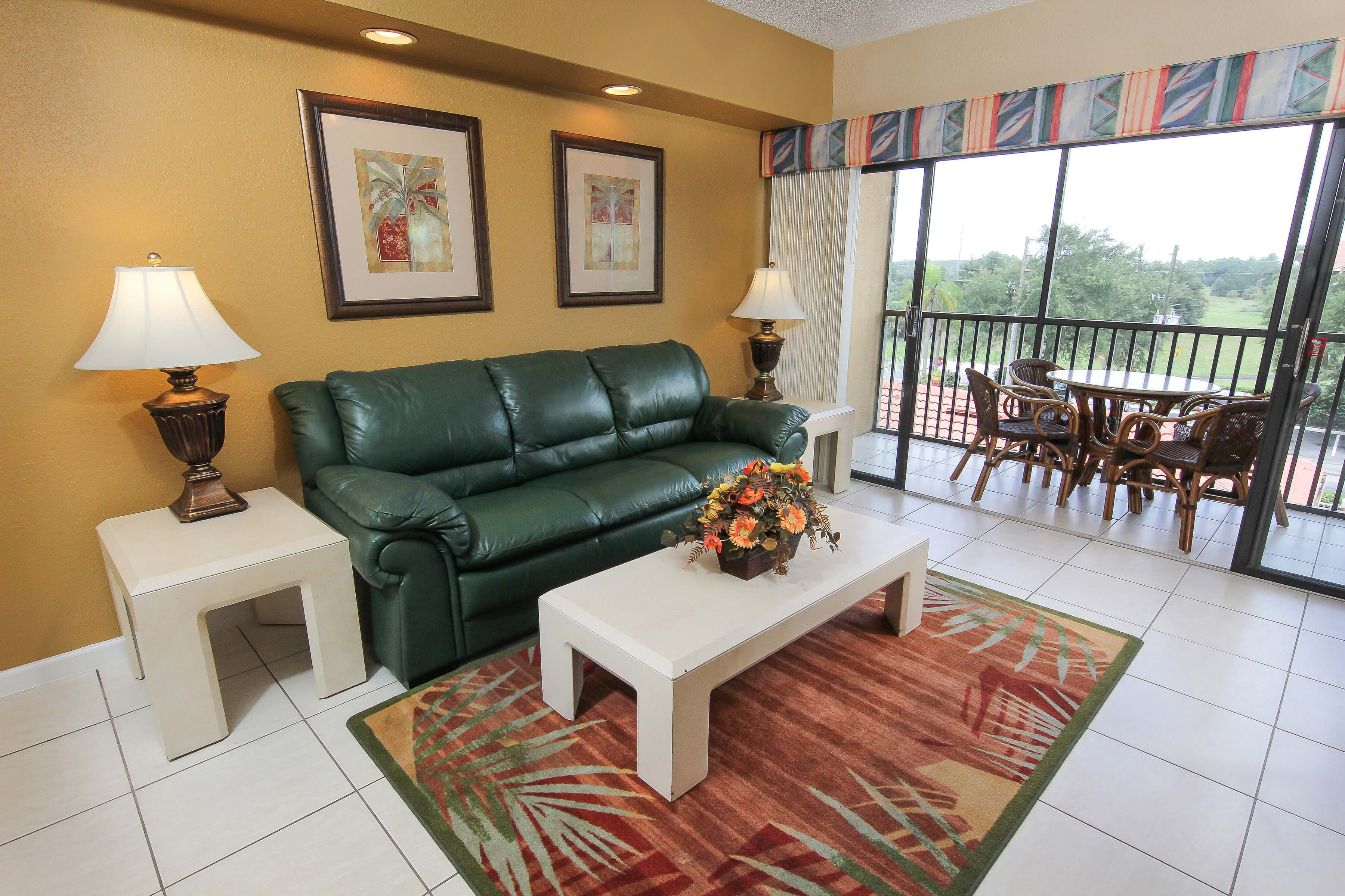 One-Bedroom Villas at our hotel villas in Orlando Florida | Westgate Towers Resort | Westgate Resorts