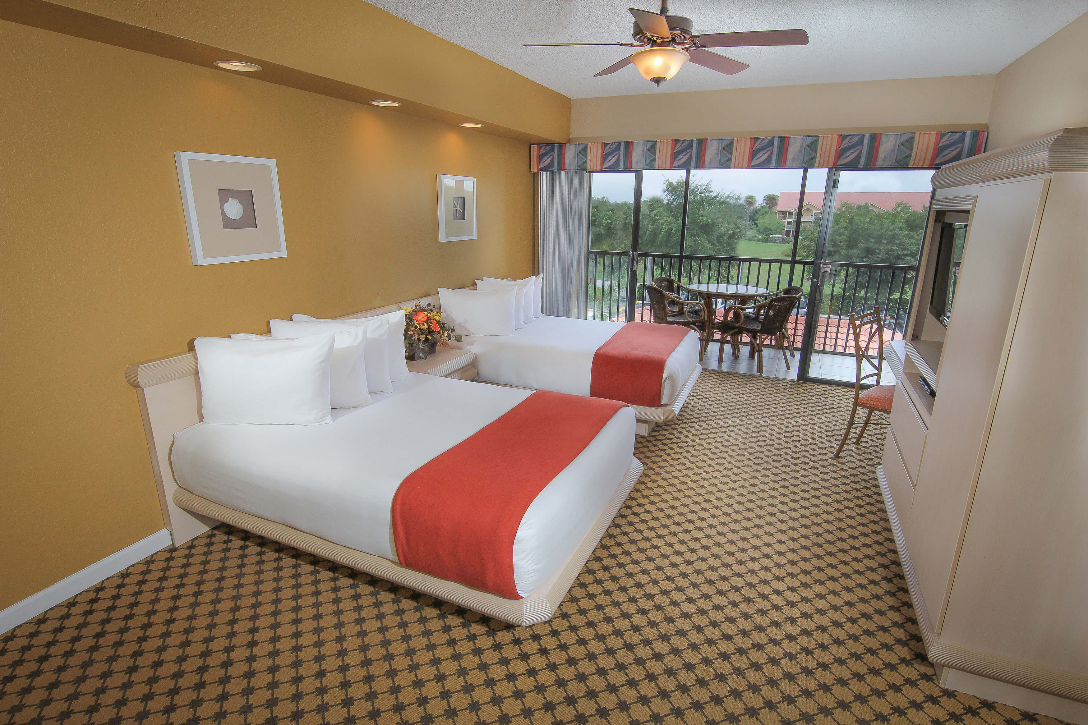 Studio Villas at our hotel villas in Orlando Florida | Westgate Towers Resort | Westgate Resorts