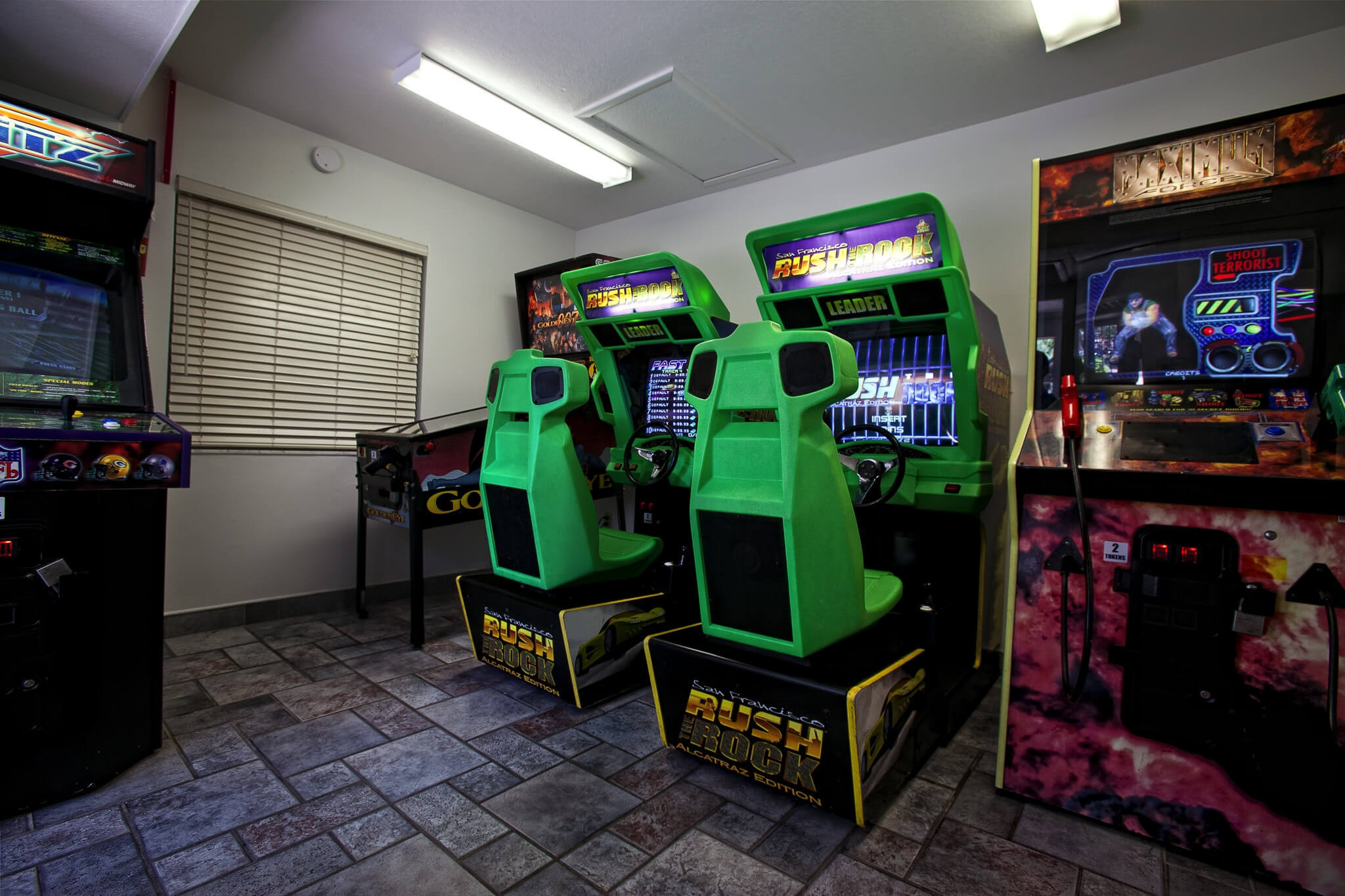 Classic and contemporary games in Game Room | Westgate Leisure Resort | Westgate Resorts