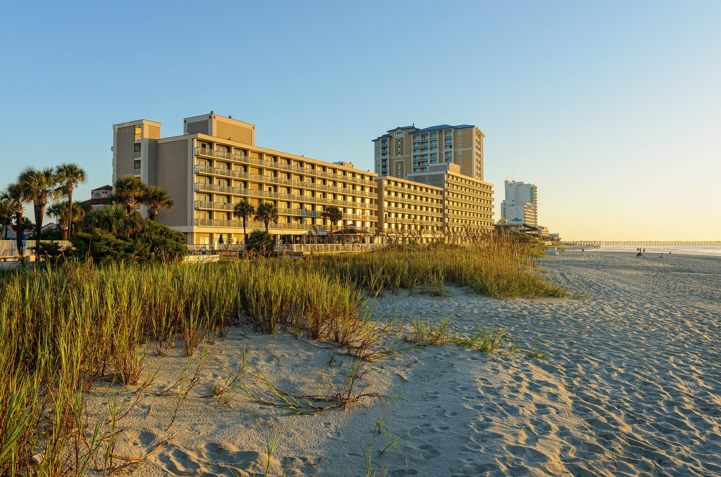 Oceanfront Myrtle Beach resort in heart of Grand Strand | Westgate Myrtle Beach Oceanfront Resort