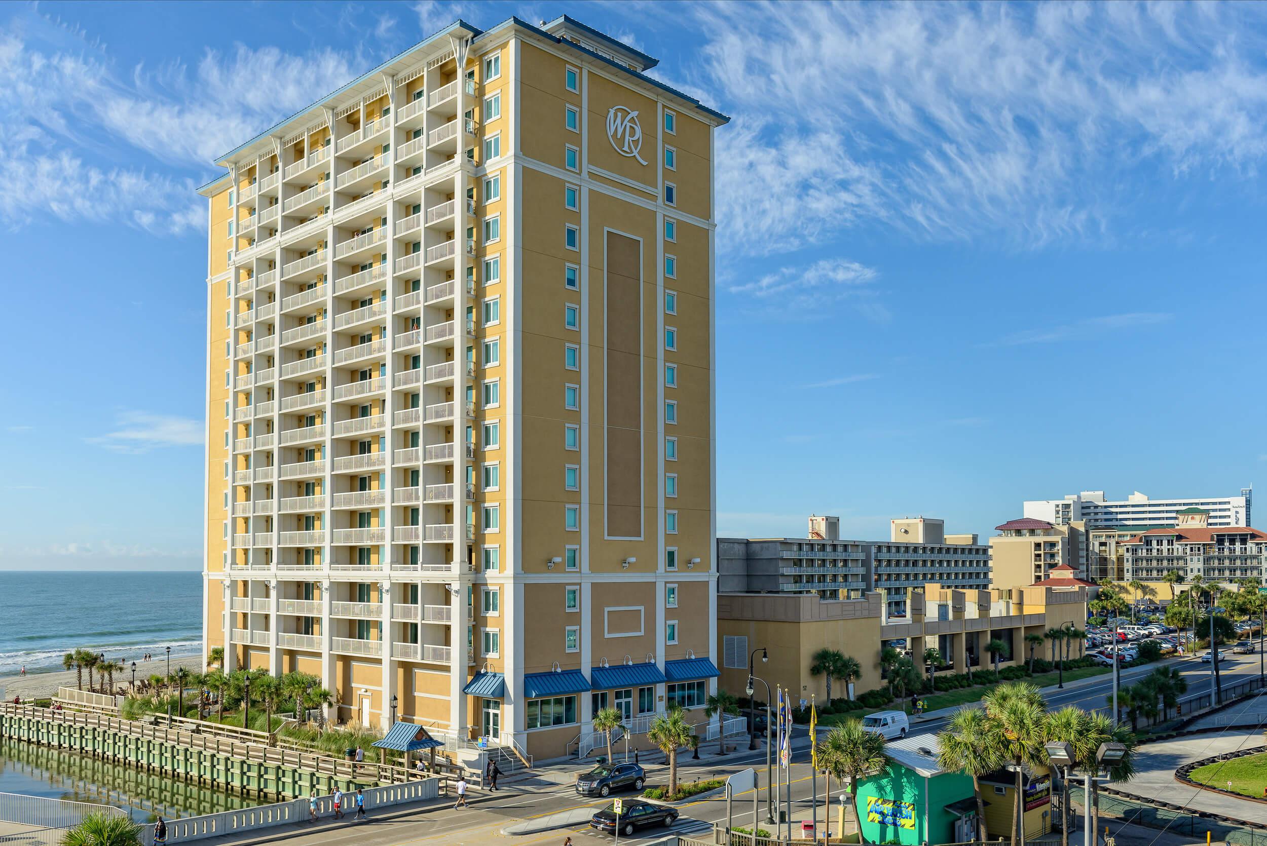 Oceanfront Hotel Rooms Myrtle Beach Sc