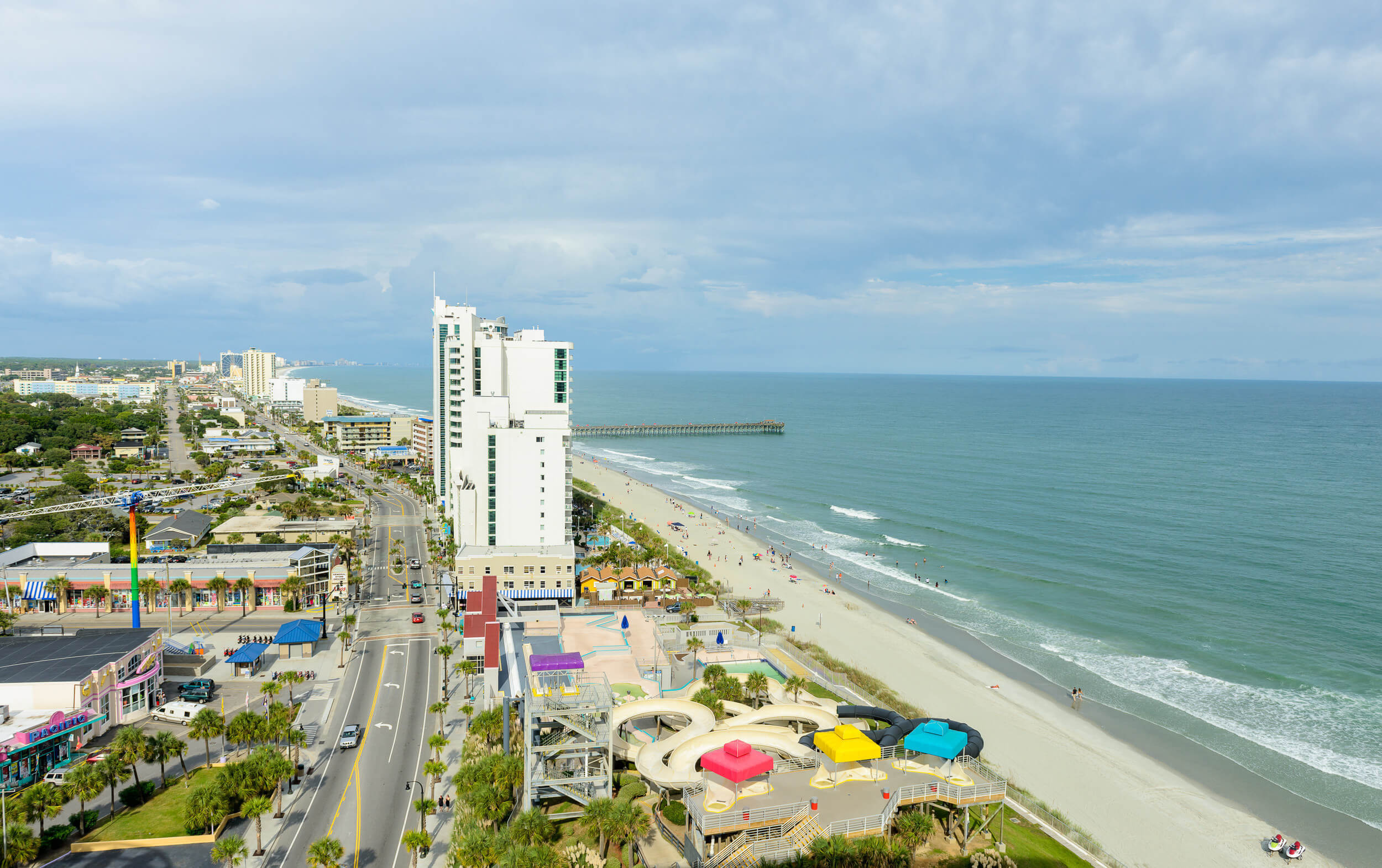 Myrtle Beach Discount Vacation Package | Myrtle Beach Oceanfront Resort | Westgate Resorts