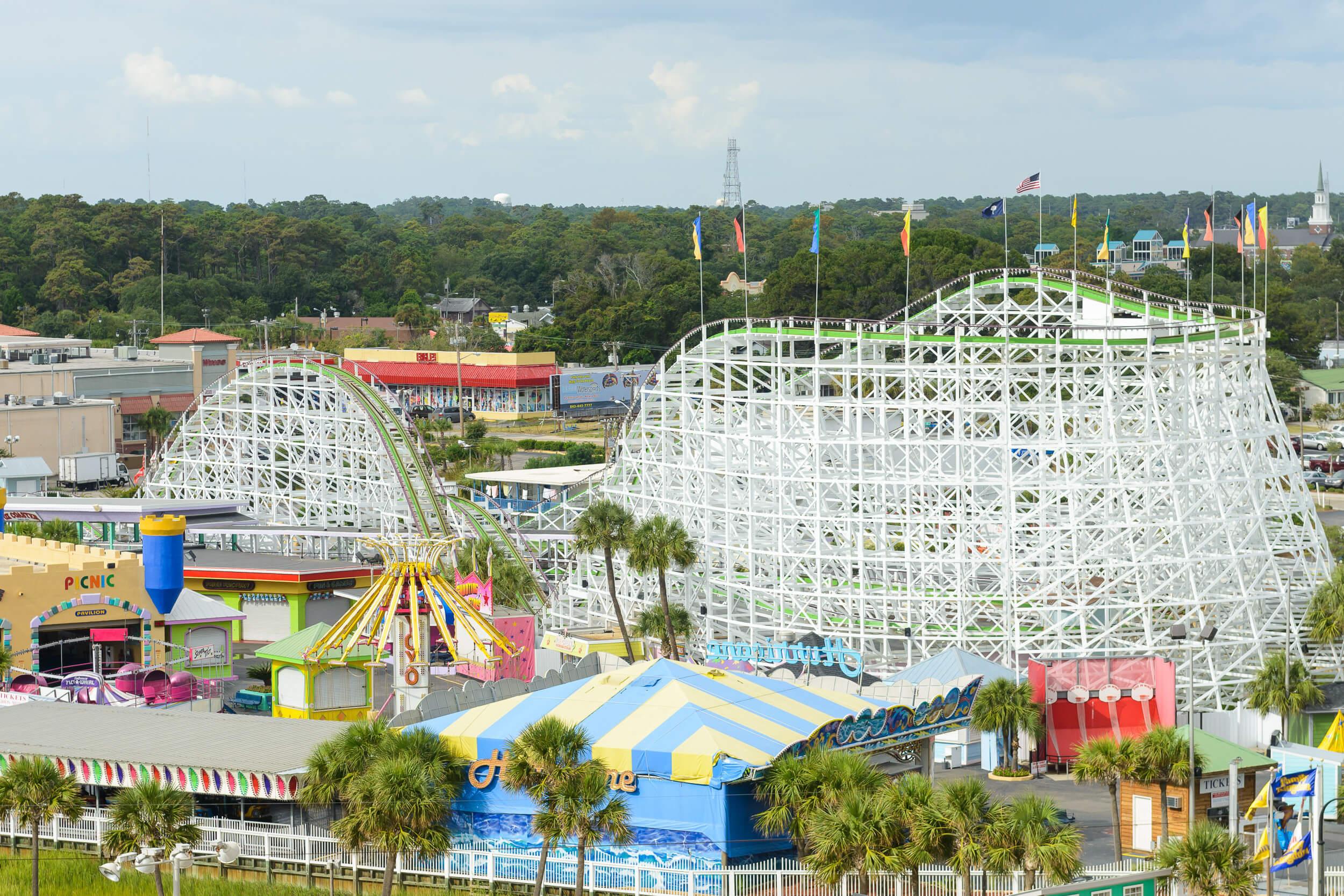 Amusement Park near our Myrtle Beach Resorts | Westgate Myrtle Beach Oceanfront Resort | Westgate Resorts