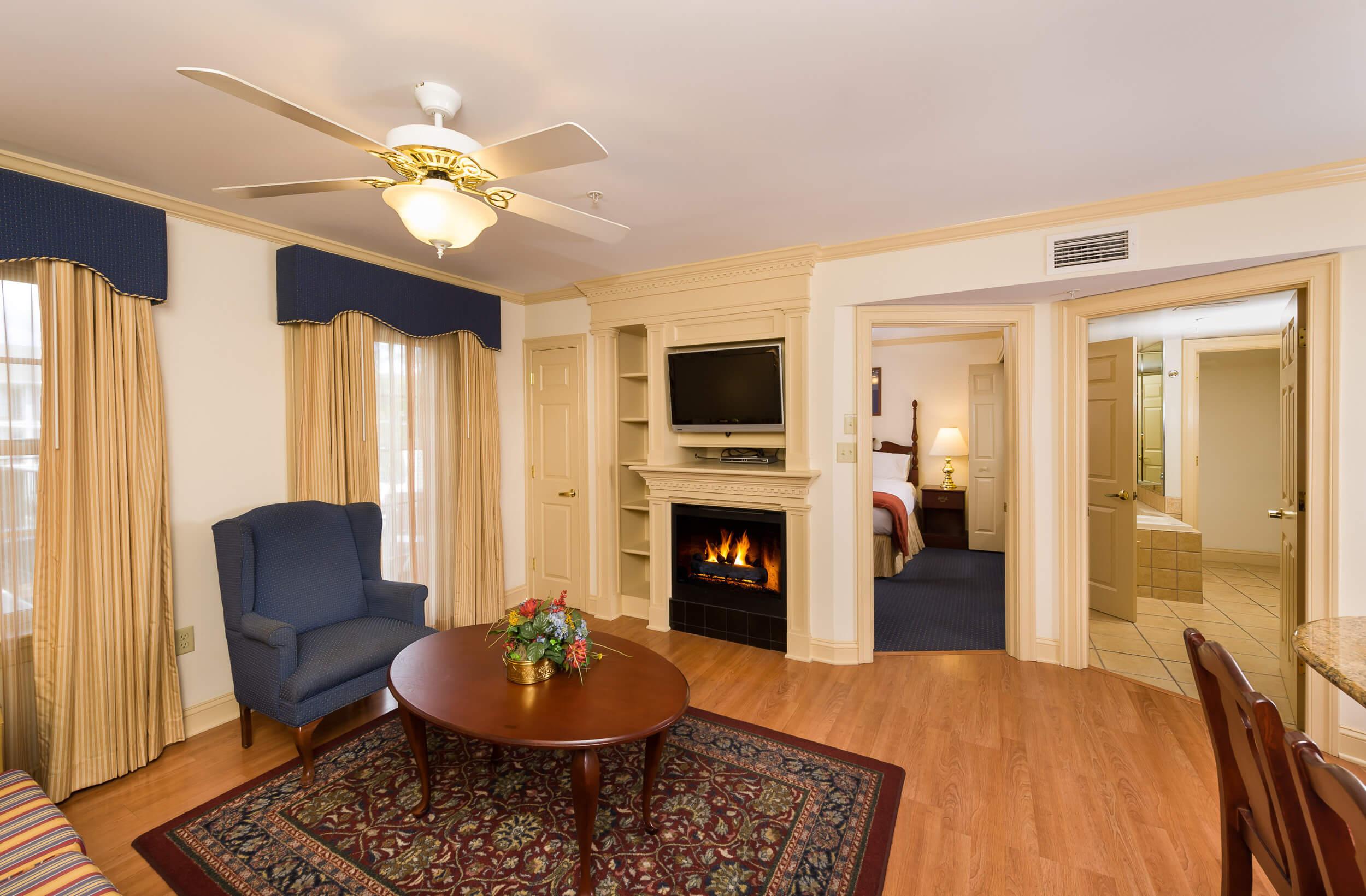 2 Bedroom Villa at our resort in Williamsburg VA | Westgate Historic Williamsburg Resort | Westgate Resorts