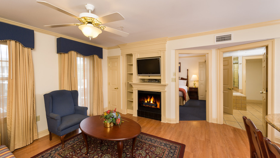 One-Bedroom Villa at our Williamsburg Resorts | Westgate Historic Williamsburg Resort | Westgate Resorts
