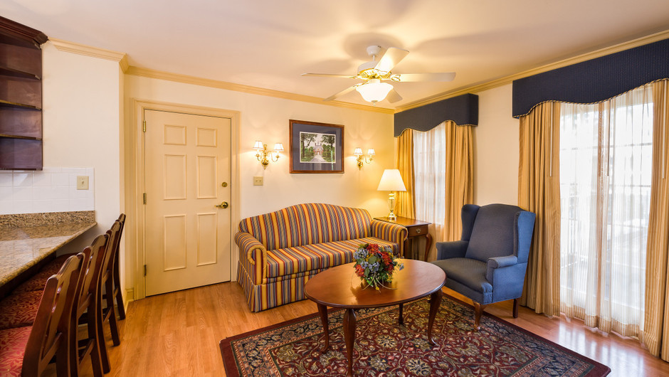 One Bedroom Villa at our Williamsburg Resorts | Westgate Historic Williamsburg Resort | Westgate Resorts